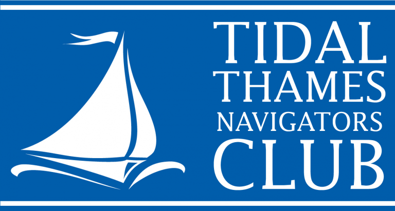 Tidal Thames Navigators Club logo