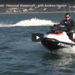 Royal Yachting Association: Personal Watercraft